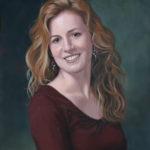 Elizabeth, Oil, 16x20