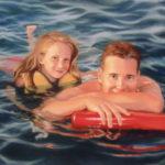 Lloyd & Sarah, Pastel, 19x24