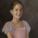 Francesca, Oil, 16x20