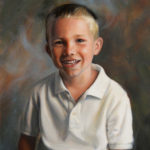 Connor, Oil, 16x20