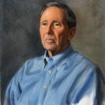 Richard, Oil, 18x24