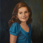 Kate, Oil, 16x20